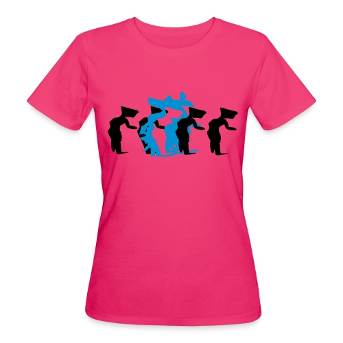through - Women's Organic T-Shirt