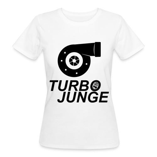 Turbojunge! - Frauen Bio-T-Shirt
