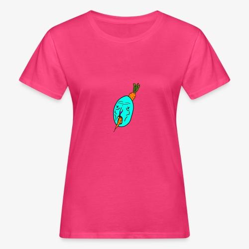 The Carrot - Ekologisk T-shirt dam