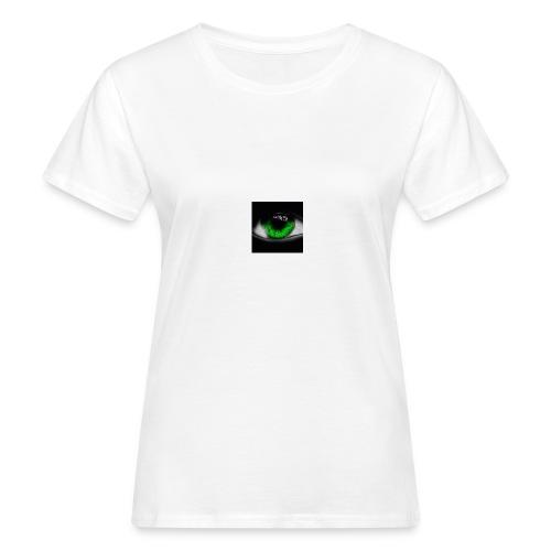 Green eye - Women's Organic T-Shirt