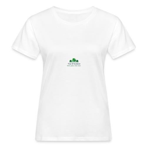 TOS logo shirt - Women's Organic T-Shirt