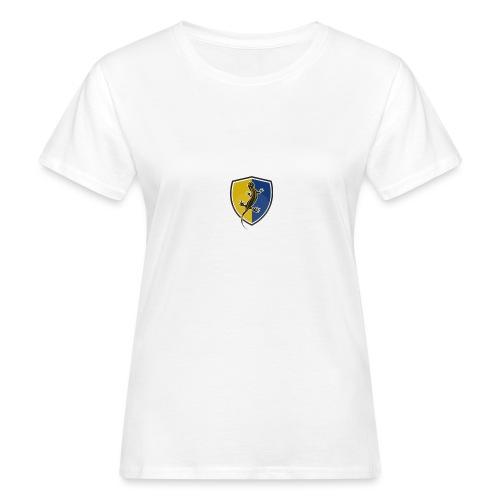Logo Salamandre DOMAINE DUPRAZ - T-shirt bio Femme