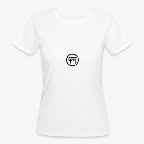 Chris Mitchell Black Logo - Women's Organic T-Shirt