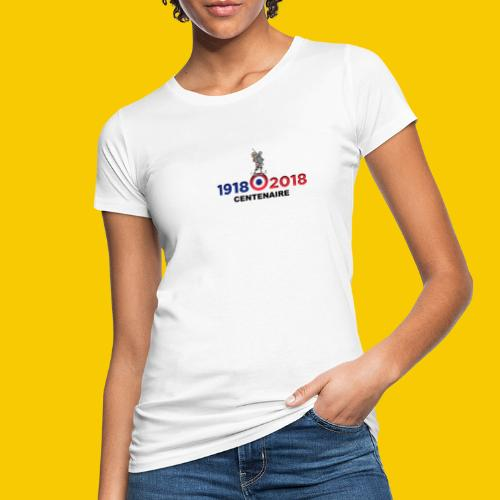 CENTENAIRE - T-shirt bio Femme