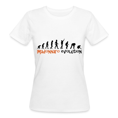 madonnaro evolution original - Women's Organic T-Shirt