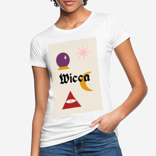wicca - Women's Organic T-Shirt