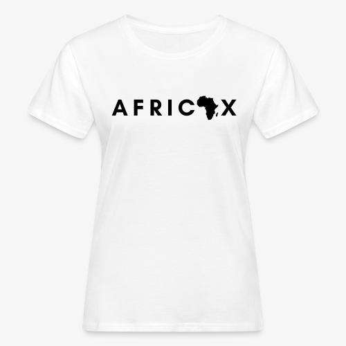 AfricaX - Frauen Bio-T-Shirt