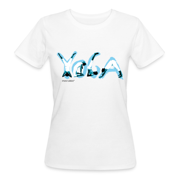 YOGA - Frauen Bio-T-Shirt