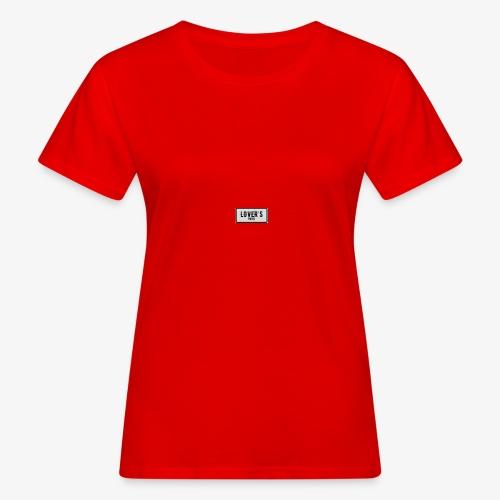 LOVER'S - T-shirt bio Femme