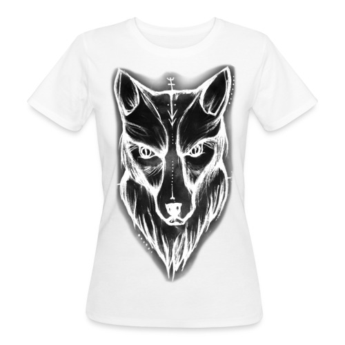 Kuusanna Wolf - Naisten luonnonmukainen t-paita
