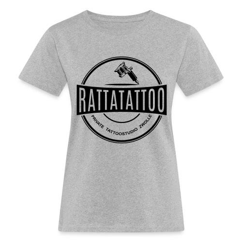 RATTATATTOO LOGO GOED - Vrouwen Bio-T-shirt