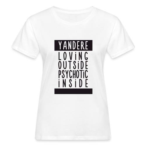 Yandere manga - Women's Organic T-Shirt