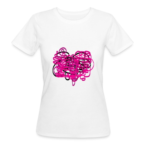 delicious pink - Women's Organic T-Shirt