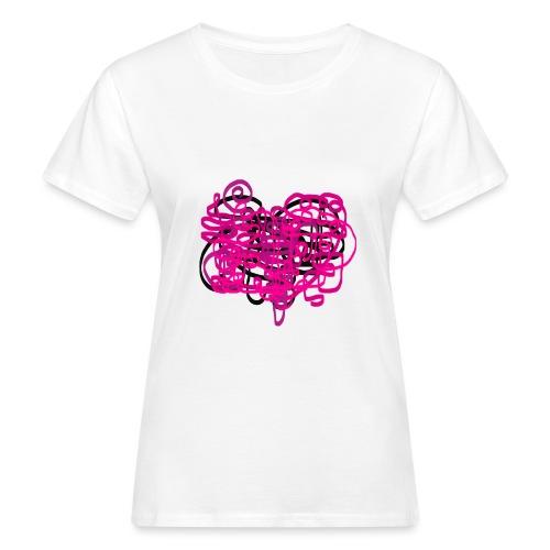 delicious pink - Women's Organic T-Shirt