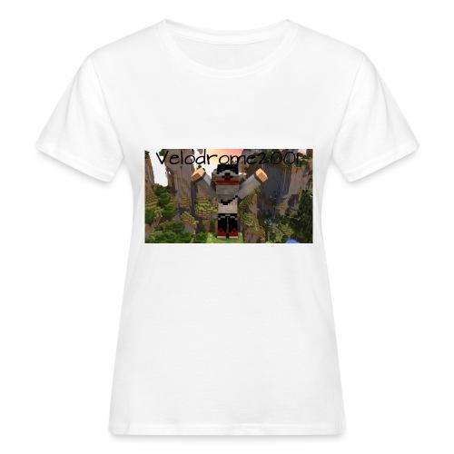 Velodrome2001 Tröja! - Ekologisk T-shirt dam