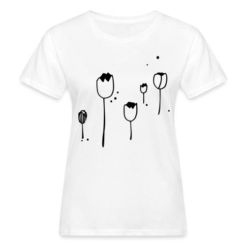 drawing2 - Frauen Bio-T-Shirt