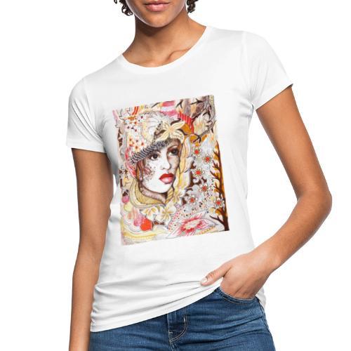 Tant Brun - Ekologisk T-shirt dam