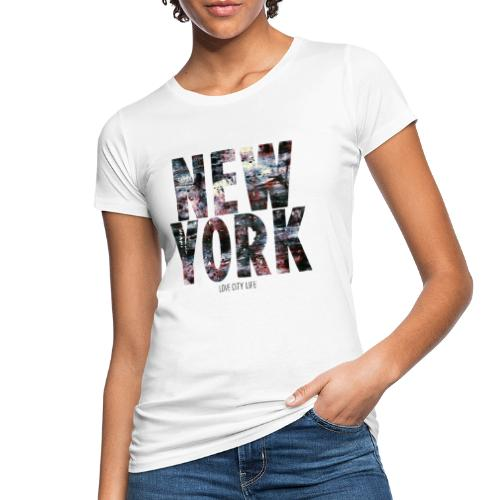 NEW YORK - Frauen Bio-T-Shirt