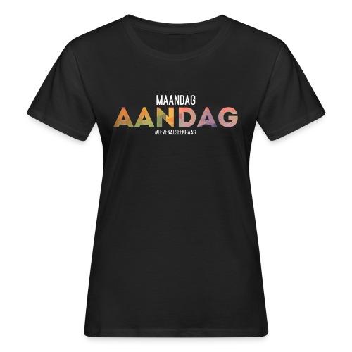 AANdag - Vrouwen Bio-T-shirt