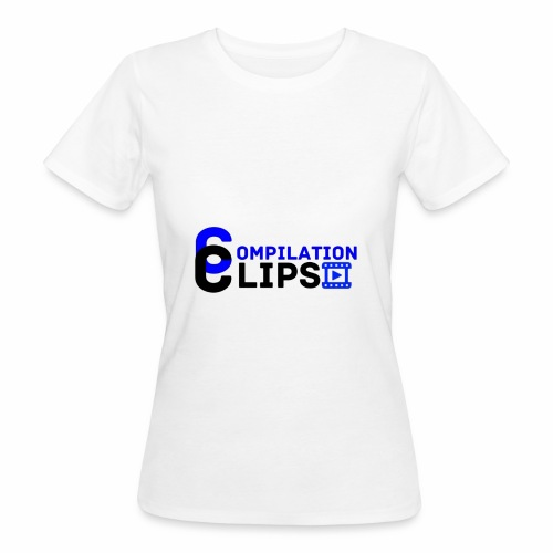 Official CompilationClips - Women's Organic T-Shirt