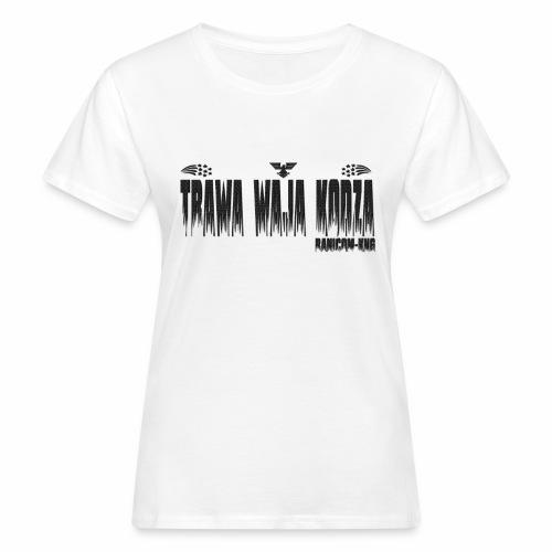 KNG - T-shirt bio Femme