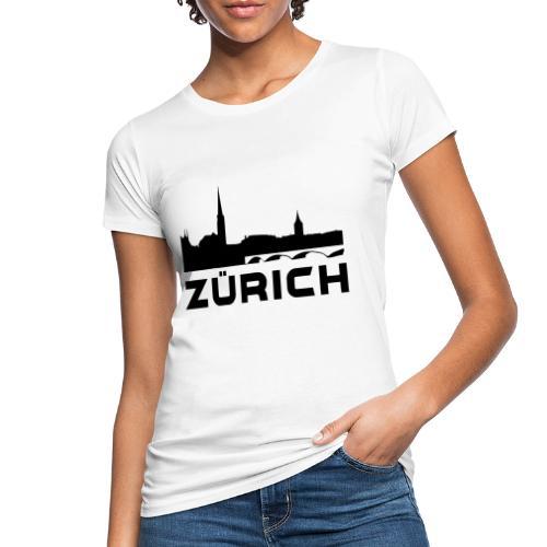 Zürich - Frauen Bio-T-Shirt