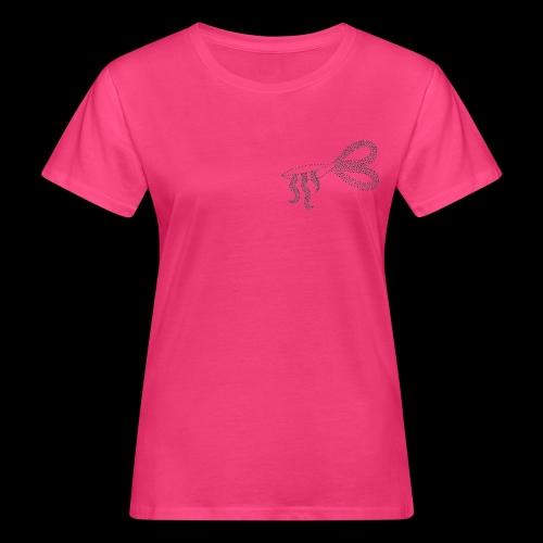 Schereonpoint - Frauen Bio-T-Shirt
