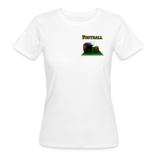 Football américain - T-shirt bio Femme