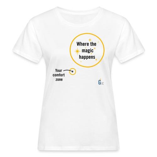 Where the magic happens II - Women's Organic T-Shirt