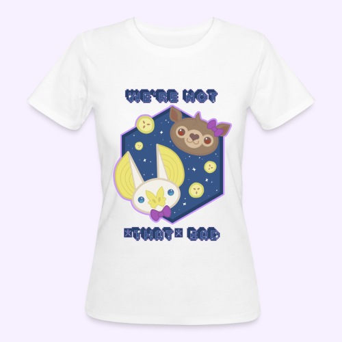 Night Doggos - T-shirt ecologica da donna
