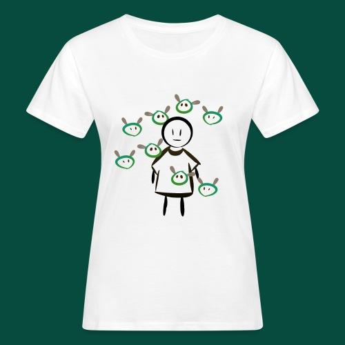 Dimelo - Camiseta ecológica mujer