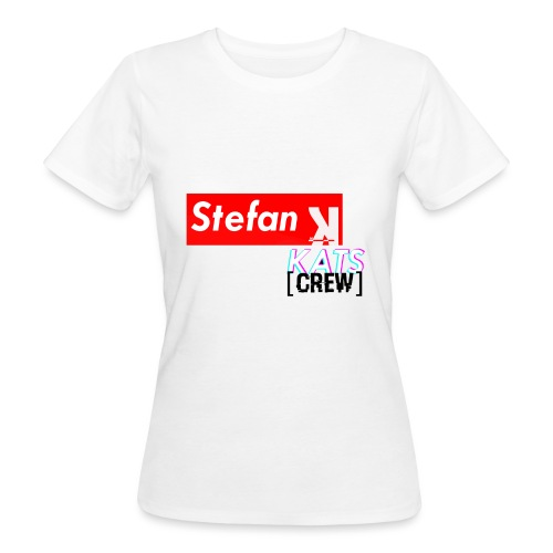 Stefan Sup - Ekologiczna koszulka damska