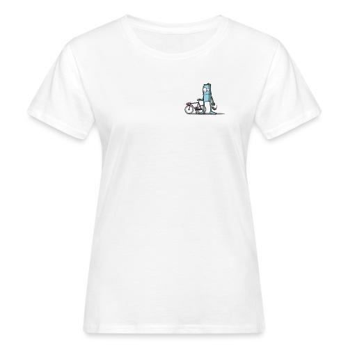 monster_fxd - Frauen Bio-T-Shirt