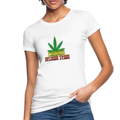 Cannabis Belgium team - T-shirt bio Femme