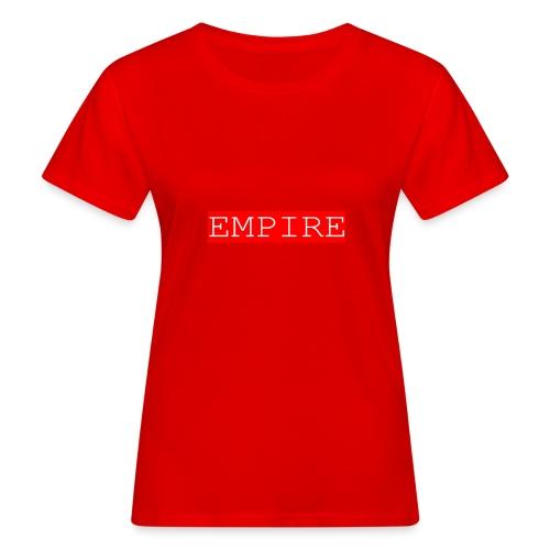 EMPIRE - T-shirt ecologica da donna