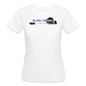 Radio PARALAX Facebook-Logo - Frauen Bio-T-Shirt