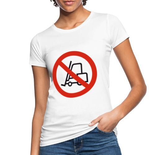 Stapler Crew Stagehand - Frauen Bio-T-Shirt