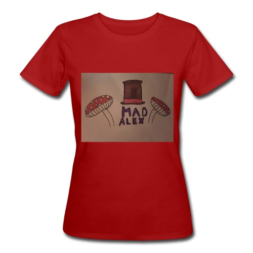 Mad Alex Logo - Women's Organic T-Shirt