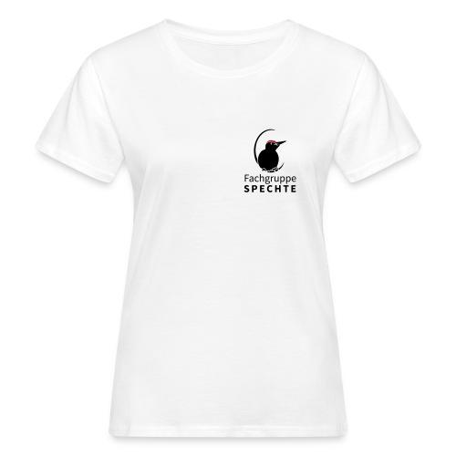 fachgruppe_spechte_D1 - Frauen Bio-T-Shirt