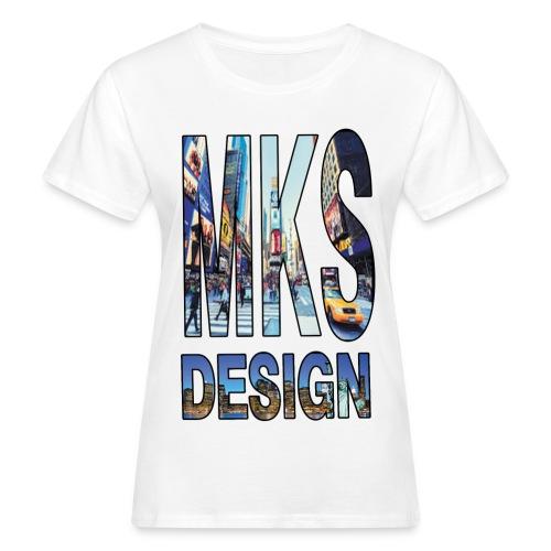 MERKOS modelo 3 - Camiseta ecológica mujer