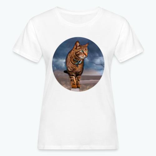 Chat sauvage - T-shirt bio Femme
