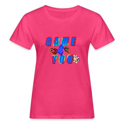Game4You - Women's Organic T-Shirt