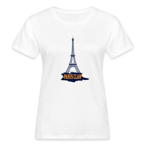 Paris Eiffel - Women's Organic T-Shirt