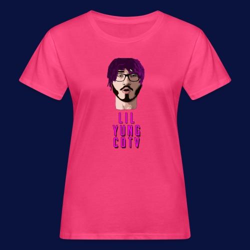 LIL YUNG CDTV ALT. TEXT - Women's Organic T-Shirt