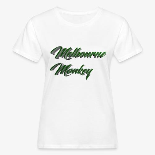 Melbourne Monkey 2 - T-shirt bio Femme