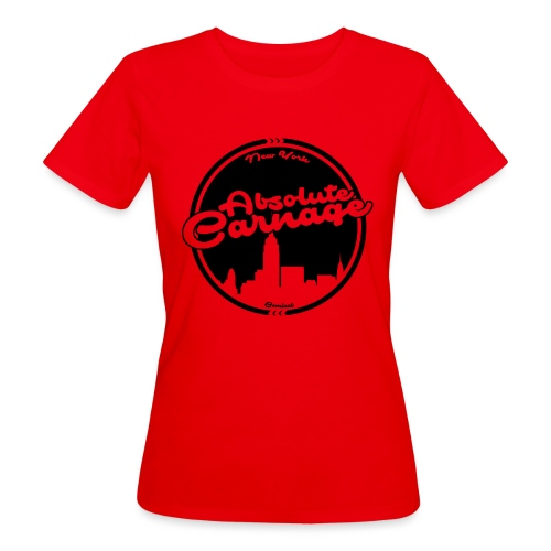 Absolute Carnage - Black - Women's Organic T-Shirt