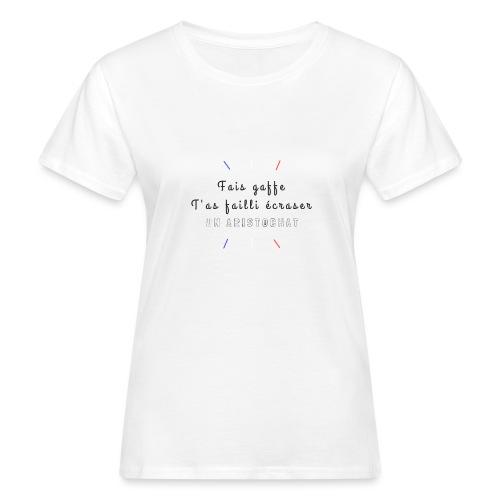 Aristochat - T-shirt bio Femme