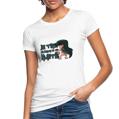 Shiryû - Nudité - T-shirt bio Femme