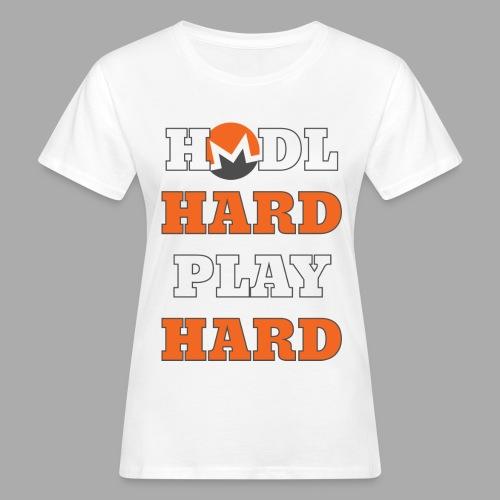 hhphMNR - Ekologiczna koszulka damska