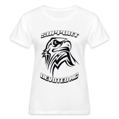 SUPPORT DEVOTEDMC E - Økologisk T-skjorte for kvinner